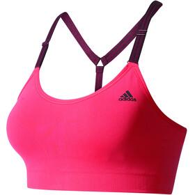 adidas Seamless Bra core pink /maroon